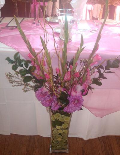 wedding flowers & decor