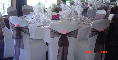 Wondrous Gray Chair Covers For Weddings Download Free Architecture Designs Scobabritishbridgeorg