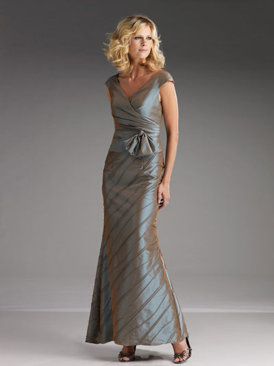 Cameron Blake mother of the bride dress 110602